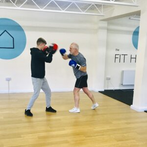 6 week boxing course
